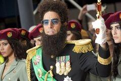 Лідерам Середньої Азії не сподобався гумор Саші Барона Коена