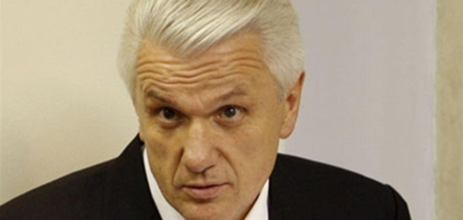 Литвин: горгосадминистрации Украине не нужны