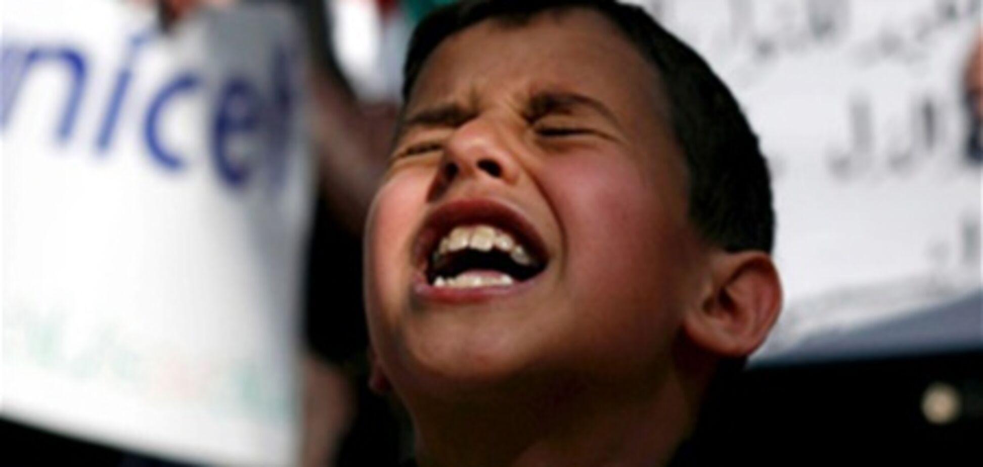 ООН шокована тортурами дітей в Сирії