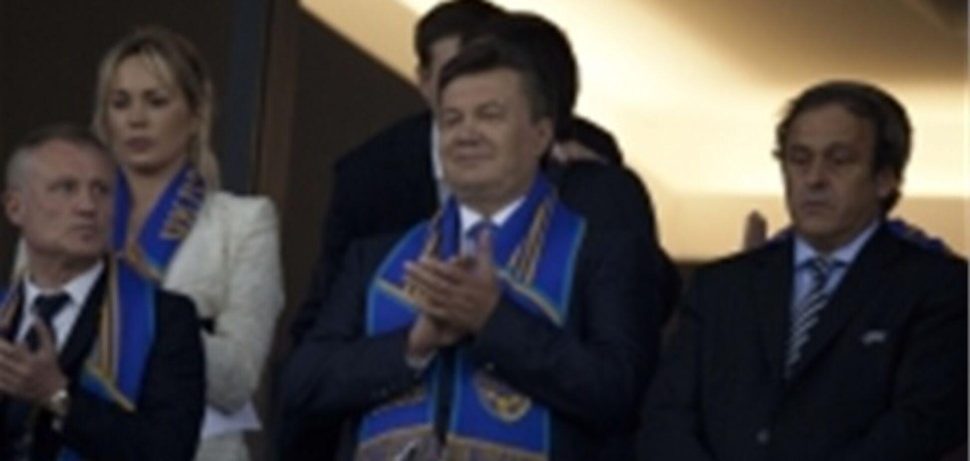Президент привітав збірну України з перемогою. Відео