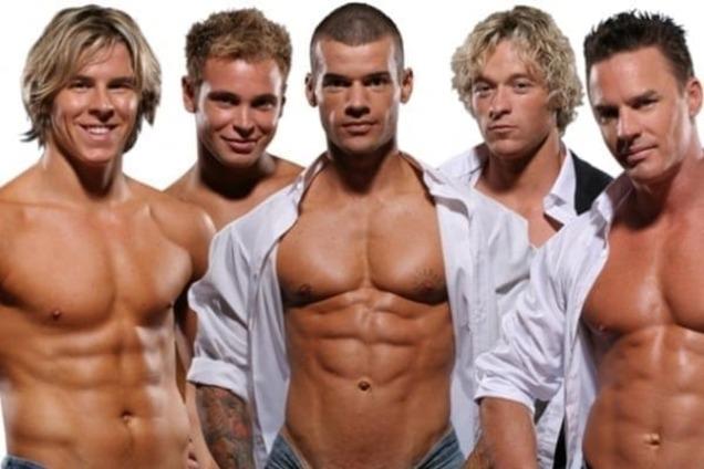 Классификация мужчин по сексуальному типу