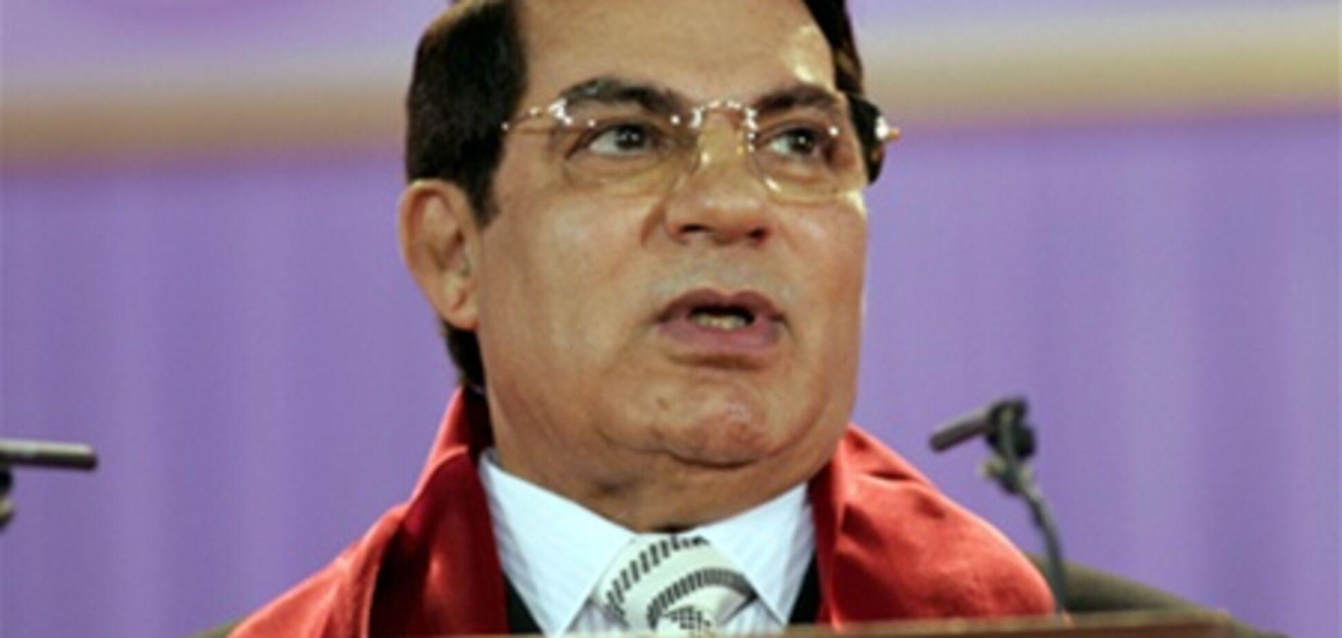 Экс-президента Туниса приговорили к 20 годам