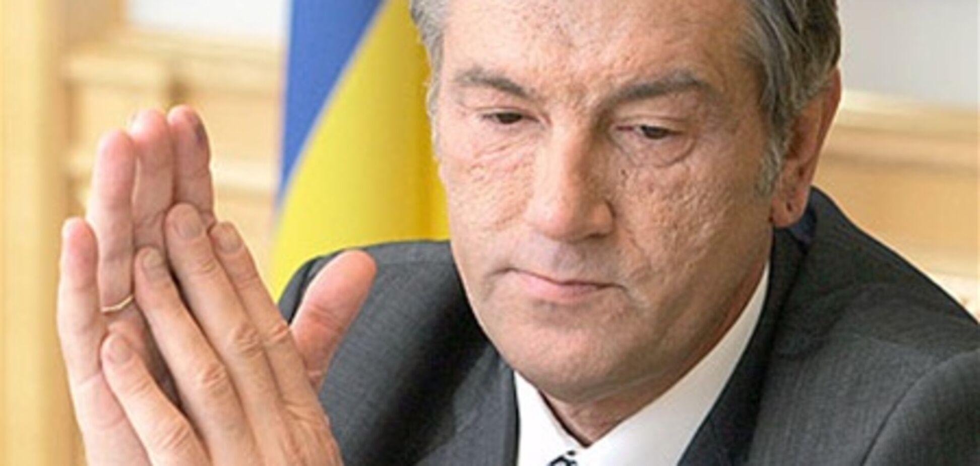 Ющенко переїжджає з держдачі в Безрадичі