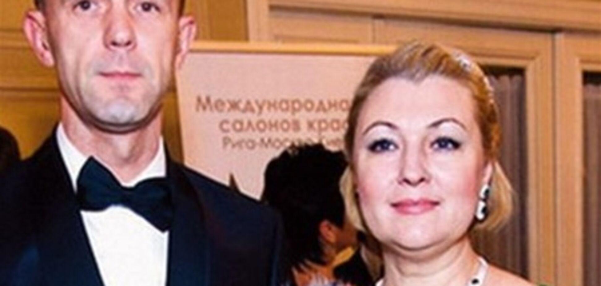 Діаманти дружини Кожем'якіна стоять ...