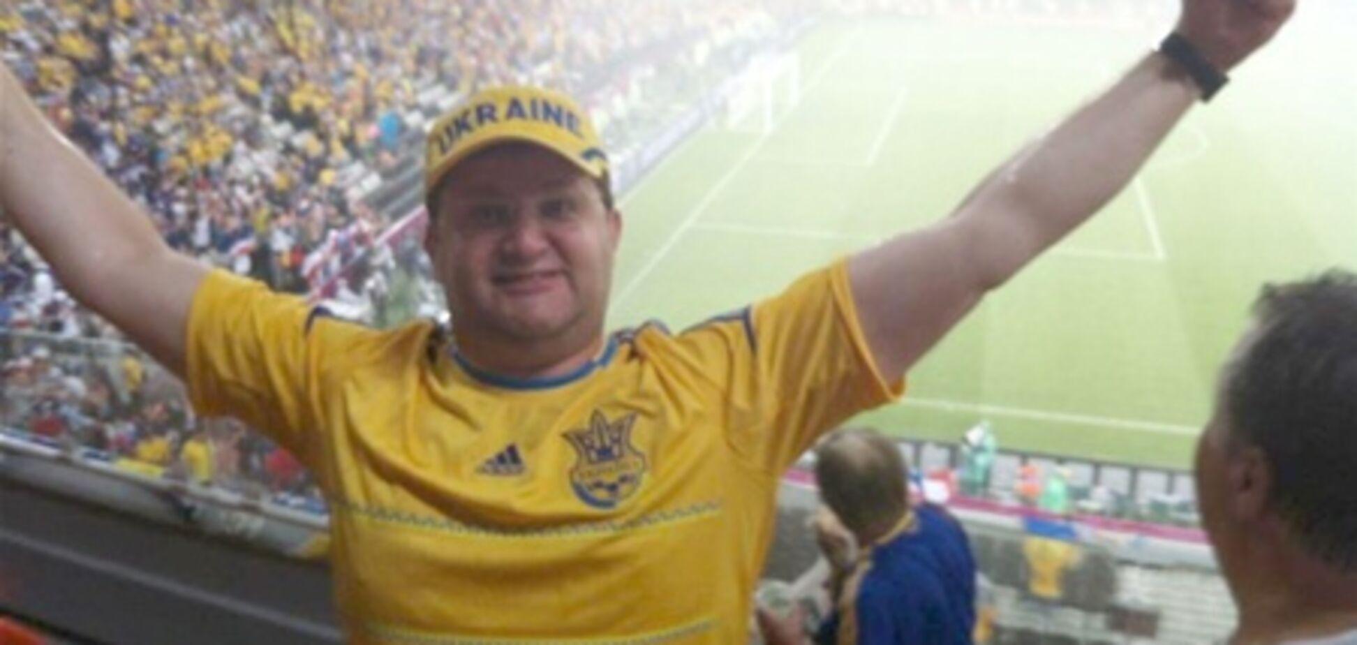 Арьев просит фанов не жалеть горла