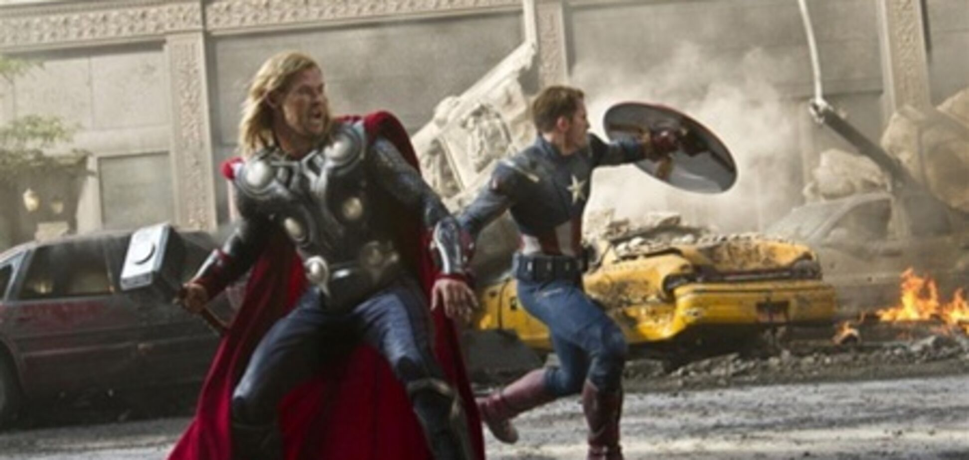 'Мстители' уступили только 'Титанику' и 'Аватару'