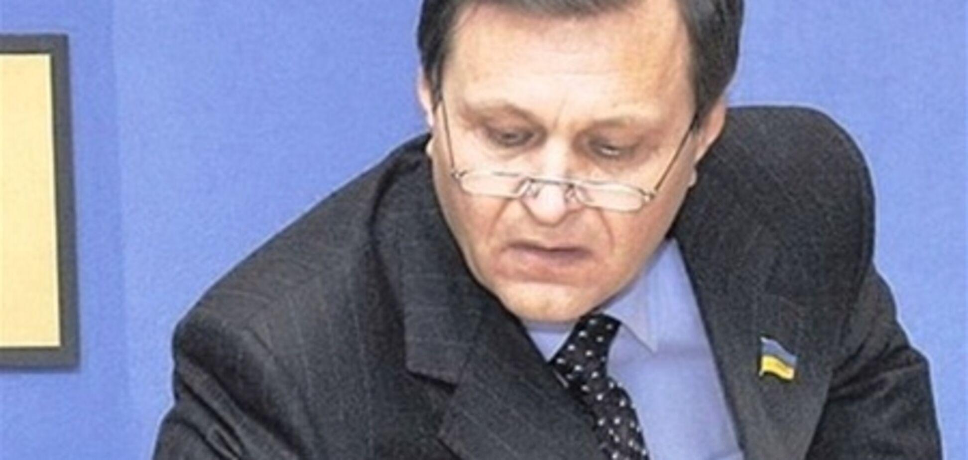 Депутат Ландик намерен засудить журналистов за публикацию смс-переписки