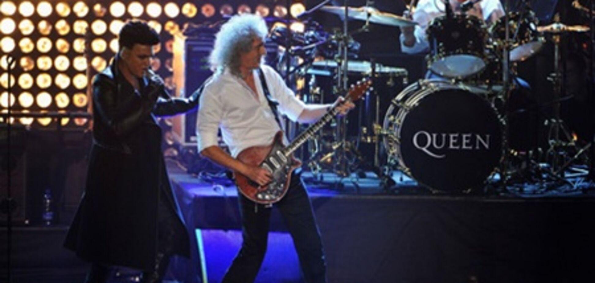 Группа Queen ищет в Киеве медленного водителя