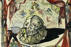 У США невідомі повернули вкрадений малюнок Дали