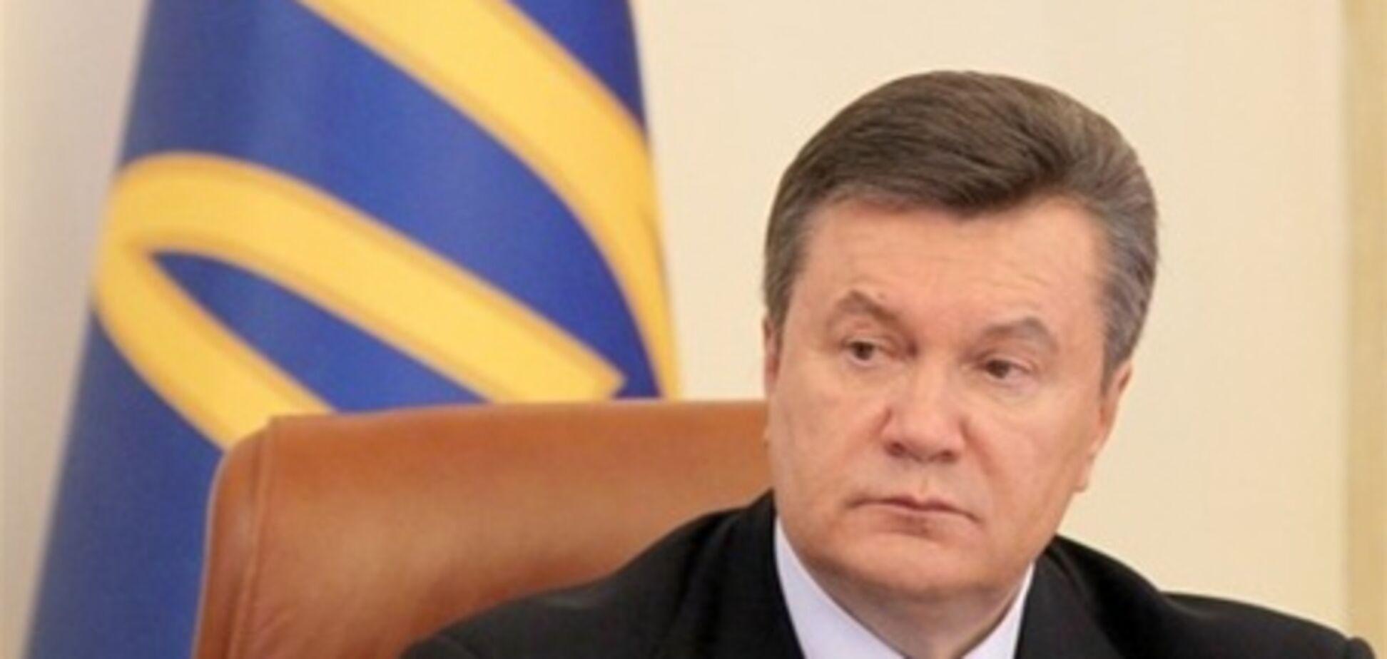 Янукович про Тимошенко: я ніколи не називав її злочинницею