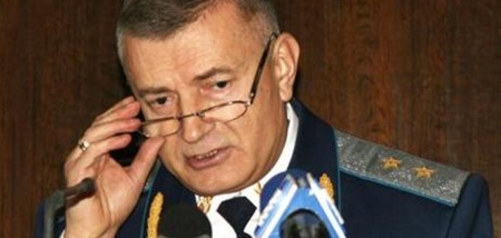 Олексій Баганець. Іпостась перша: прокурор