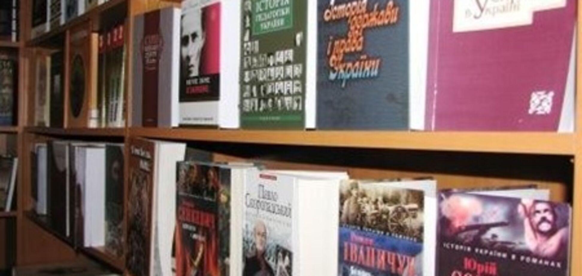 Українська книга: ще не вмерла
