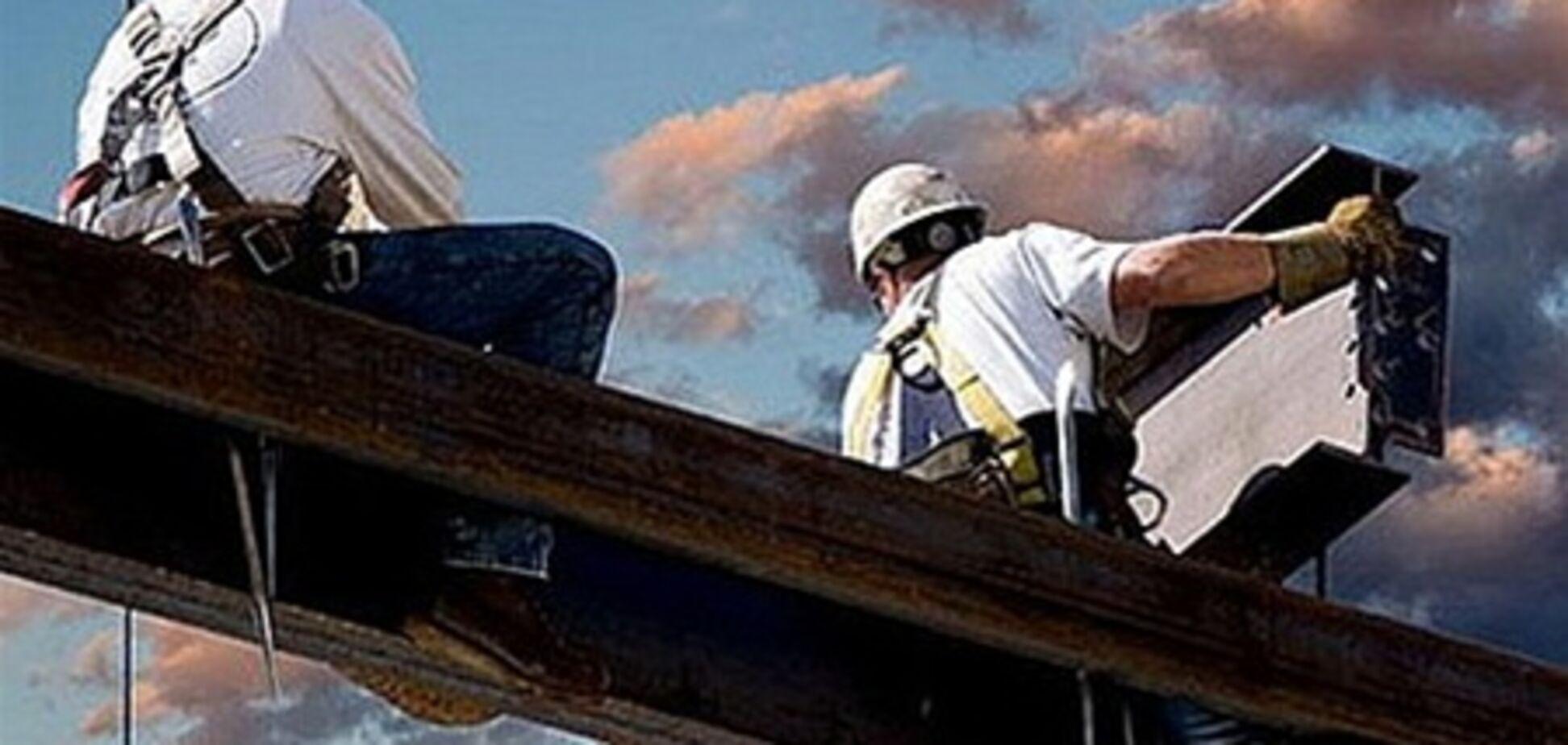 В Украине стремительно дорожают строительно-монтажные работы