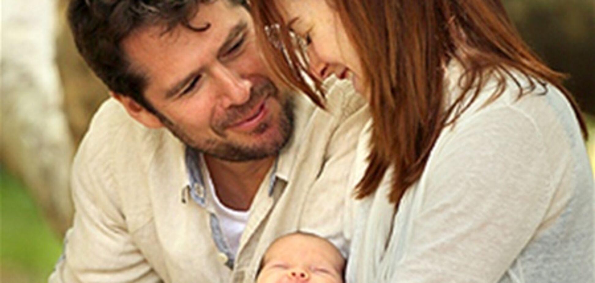 Элисон Ханниган показала новорожденную дочь. Фото