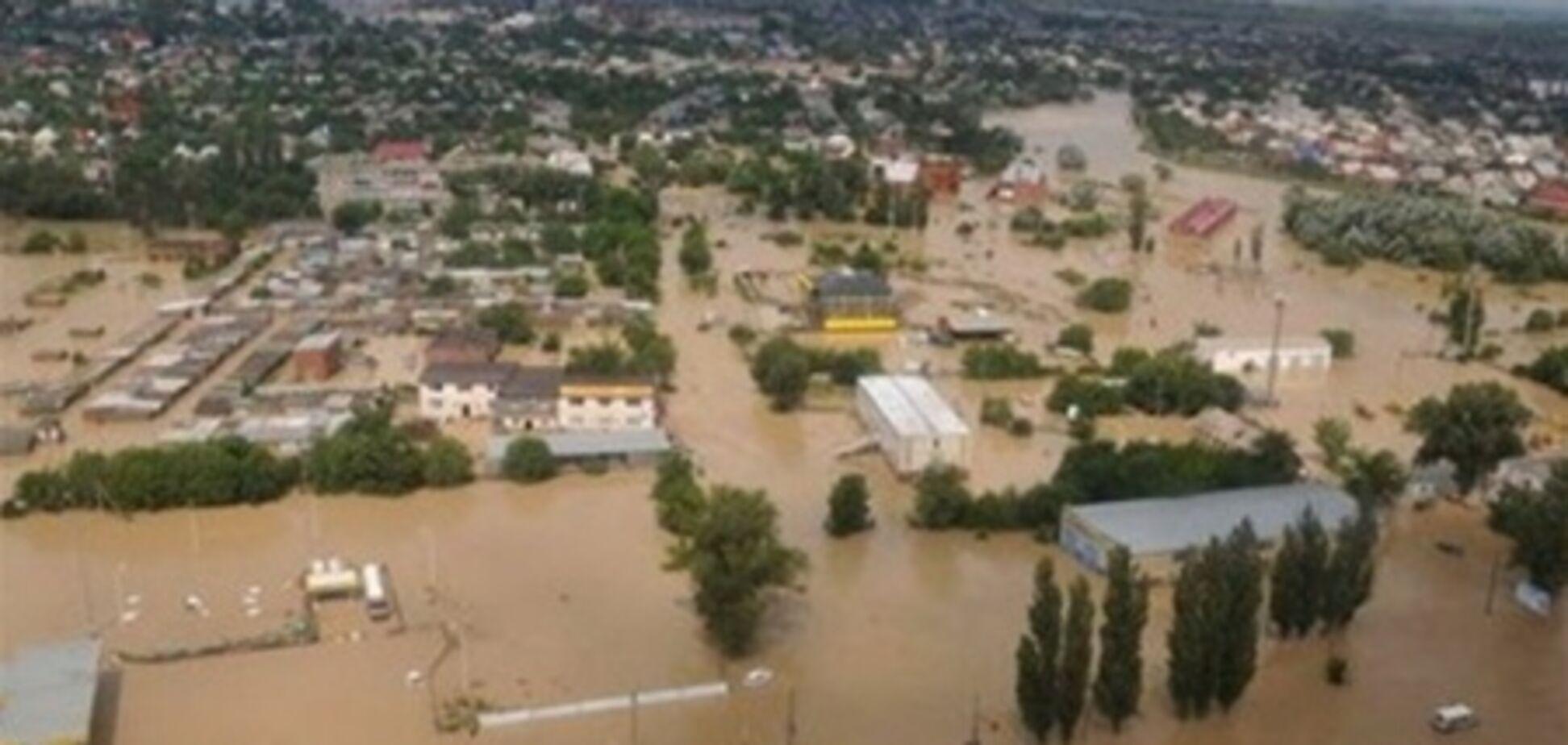 Сброса воды из водохранилища на Кубани не было - экологи
