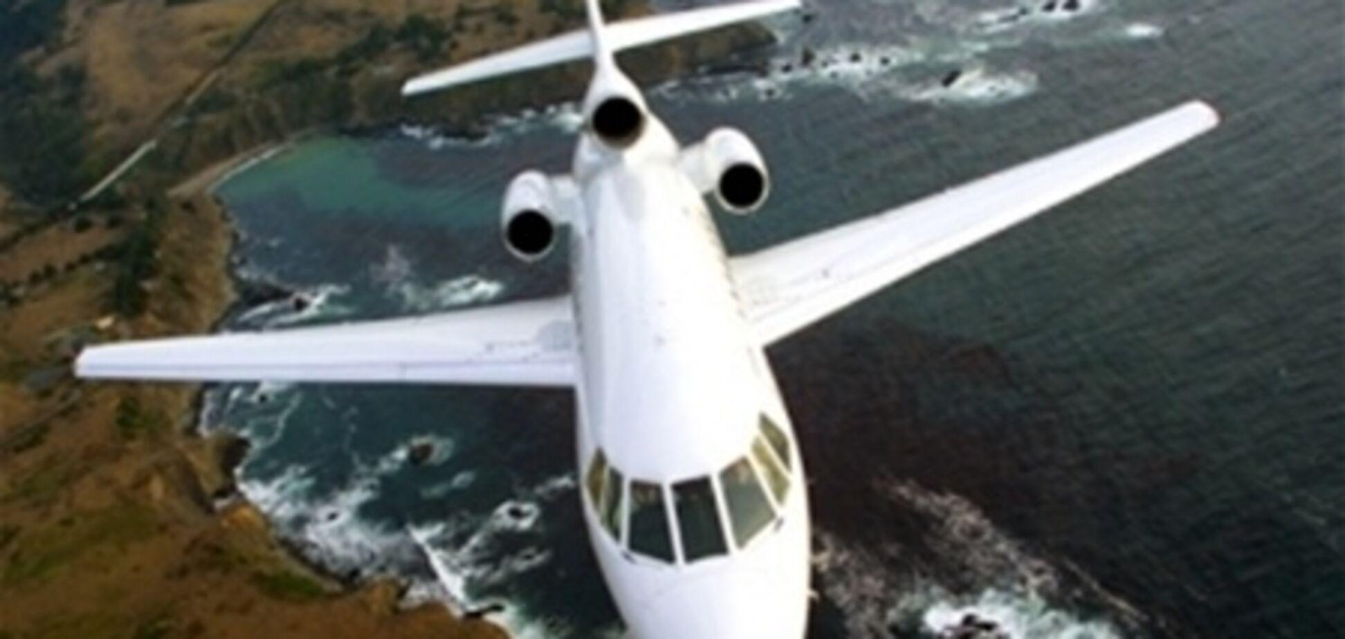 Создатели смартфонов BlackBerry сэкономят на корпоративных самолетах