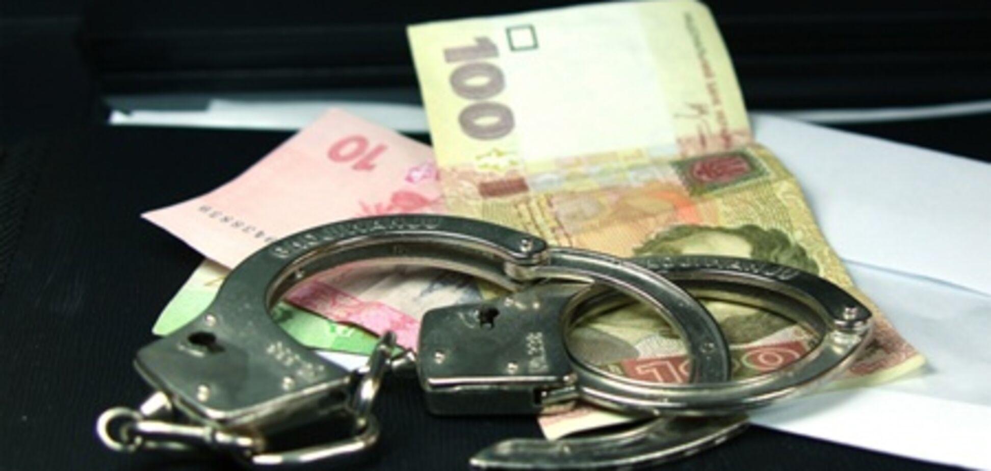 Голови села Деньги зловили на хабарі в $ 3 тисячі