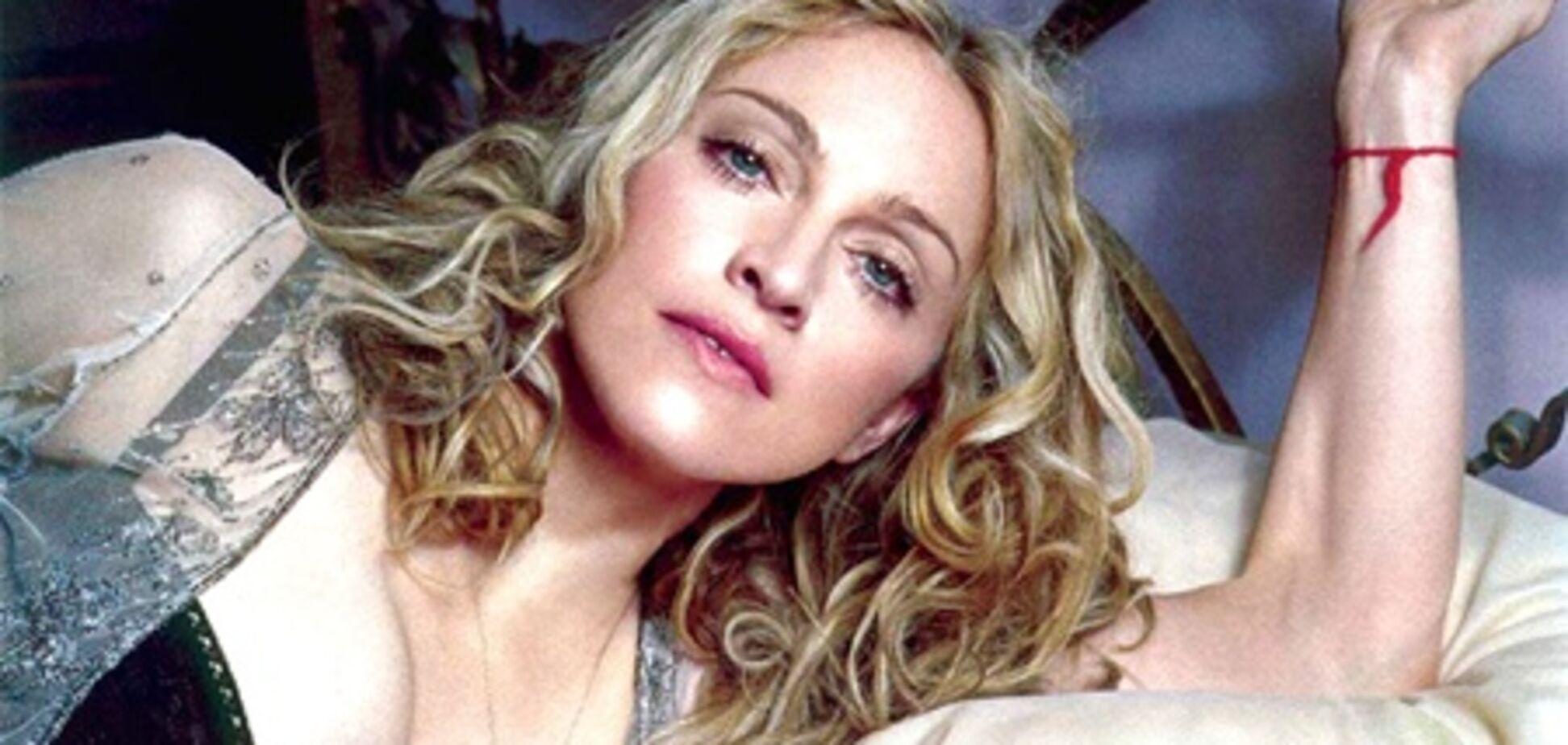 Мадонна в Німеччині на сцені згадала Україну