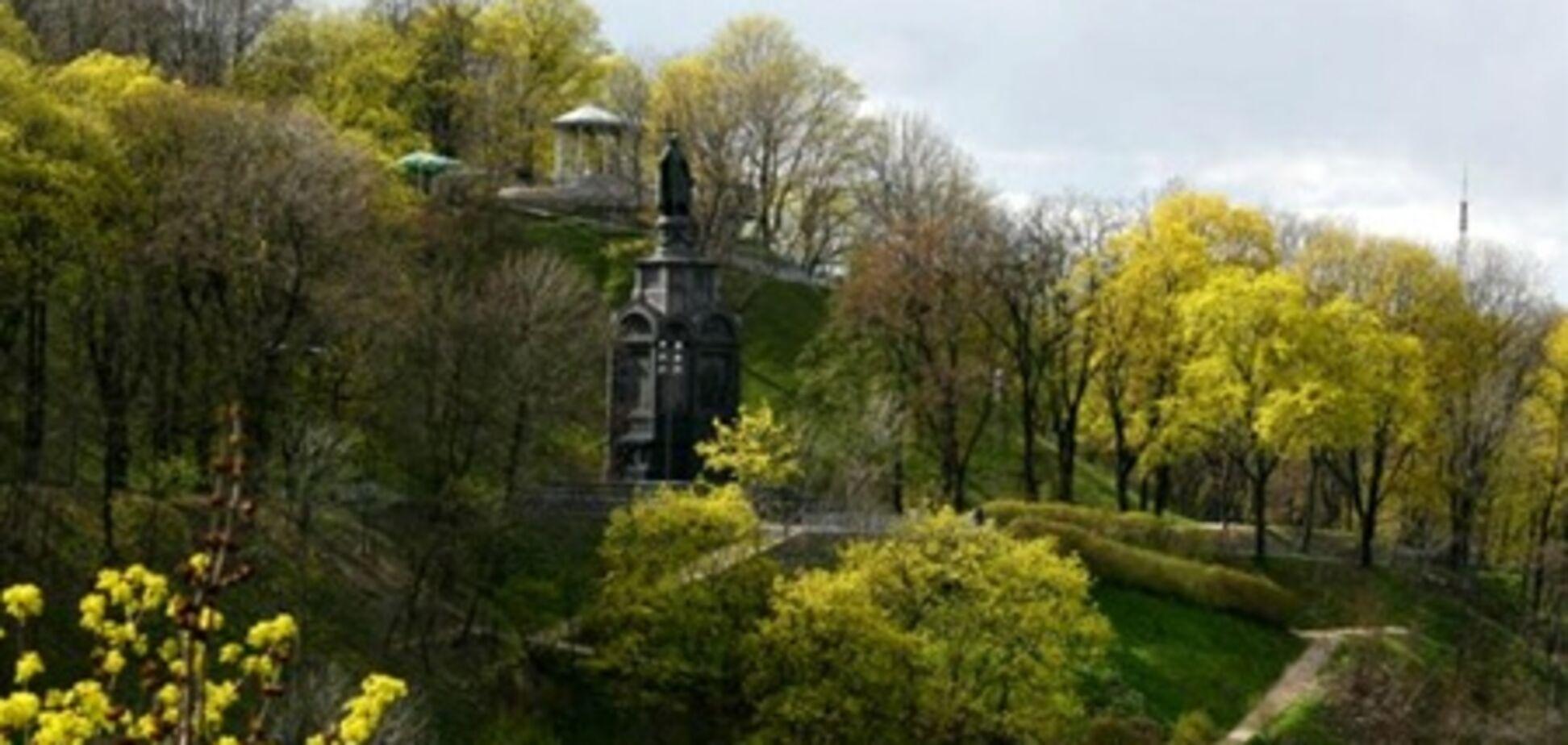 В Киеве хотят застроить Владимирскую горку - депутат