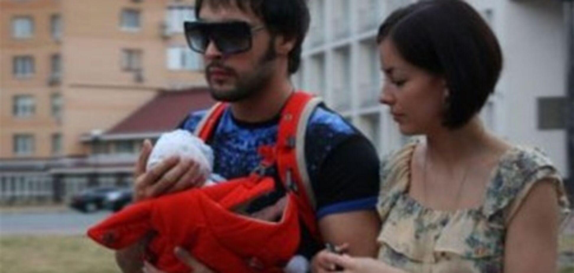 Козловський став батьком?