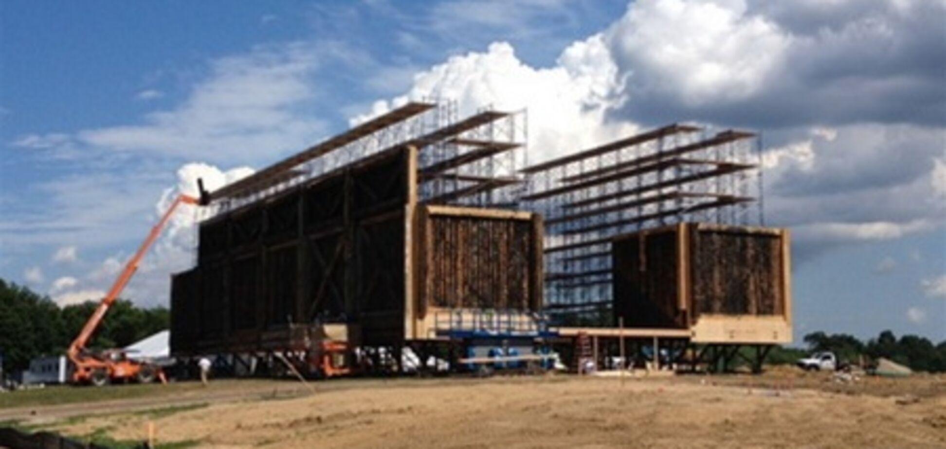 Даррен Аронофски строит Ноев ковчег