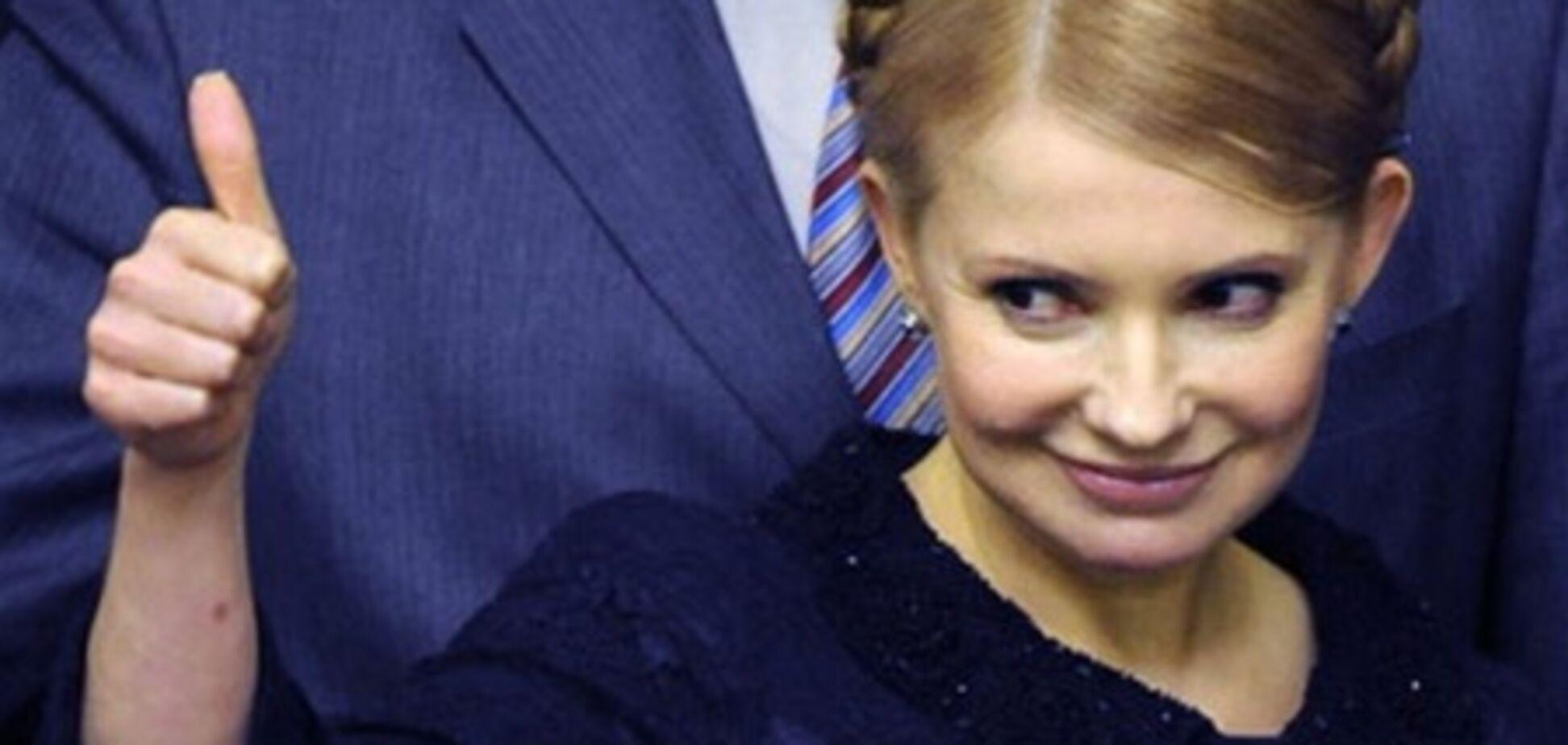 Кто лоббирует Тимошенко в Европе?