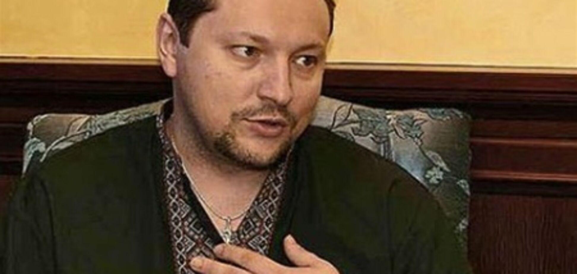 Нардеп Стець прийняв грузинське громадянство