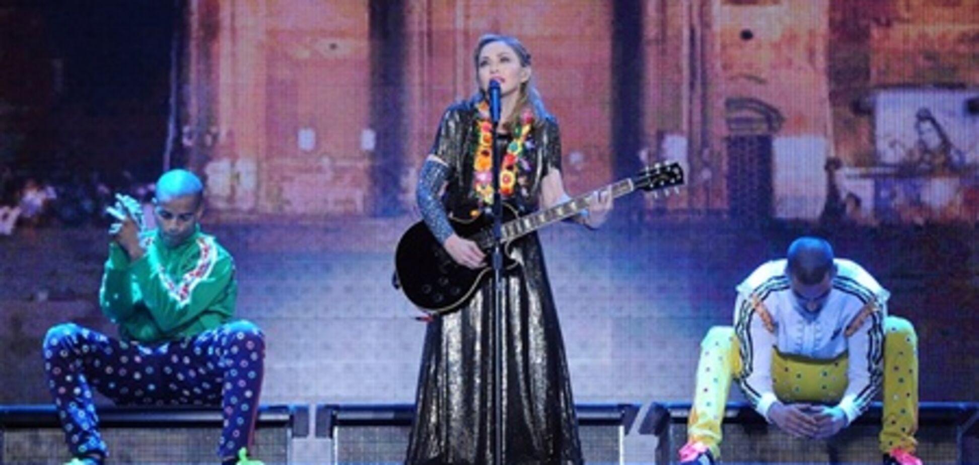 Французькі націоналісти в сказі від концерту Мадонни
