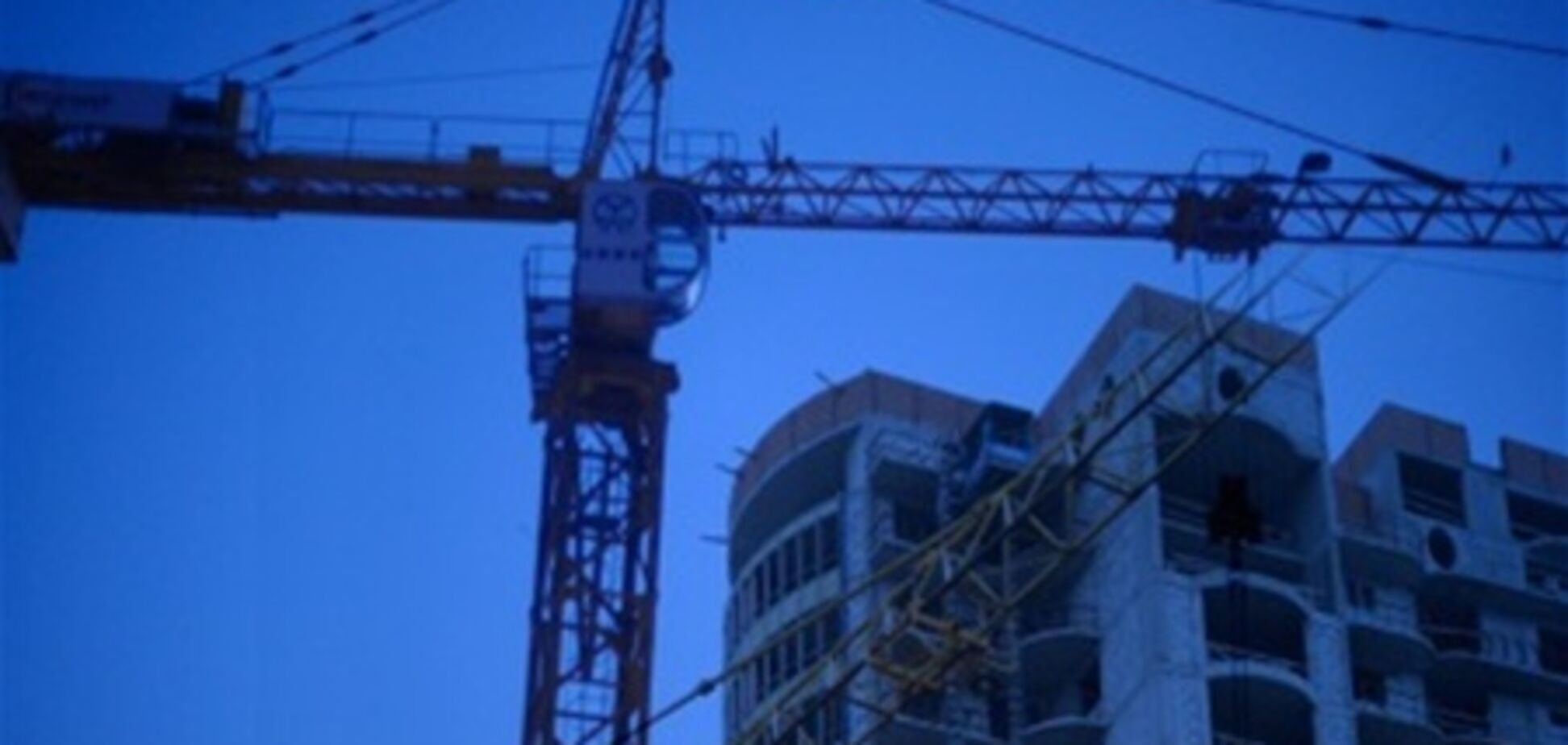 Революция строительства в Украине не радует застройщиков