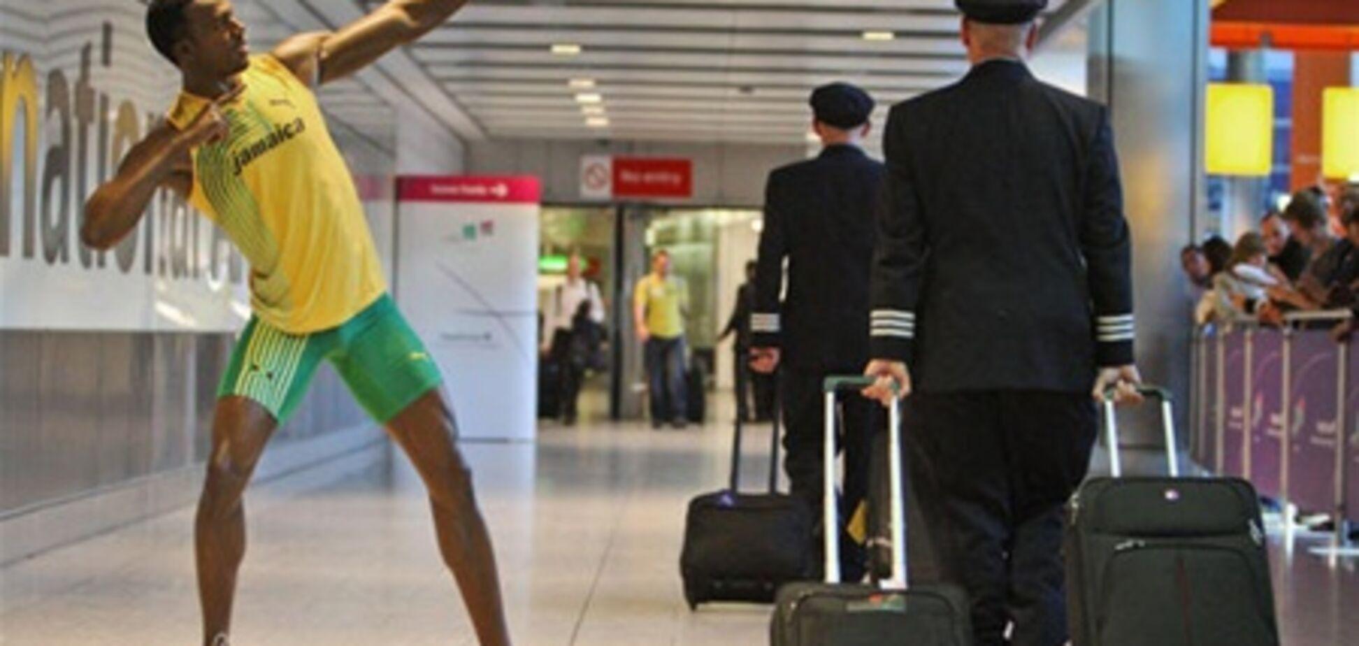 Атлети прибувають до Лондона на Олімпійські ігри