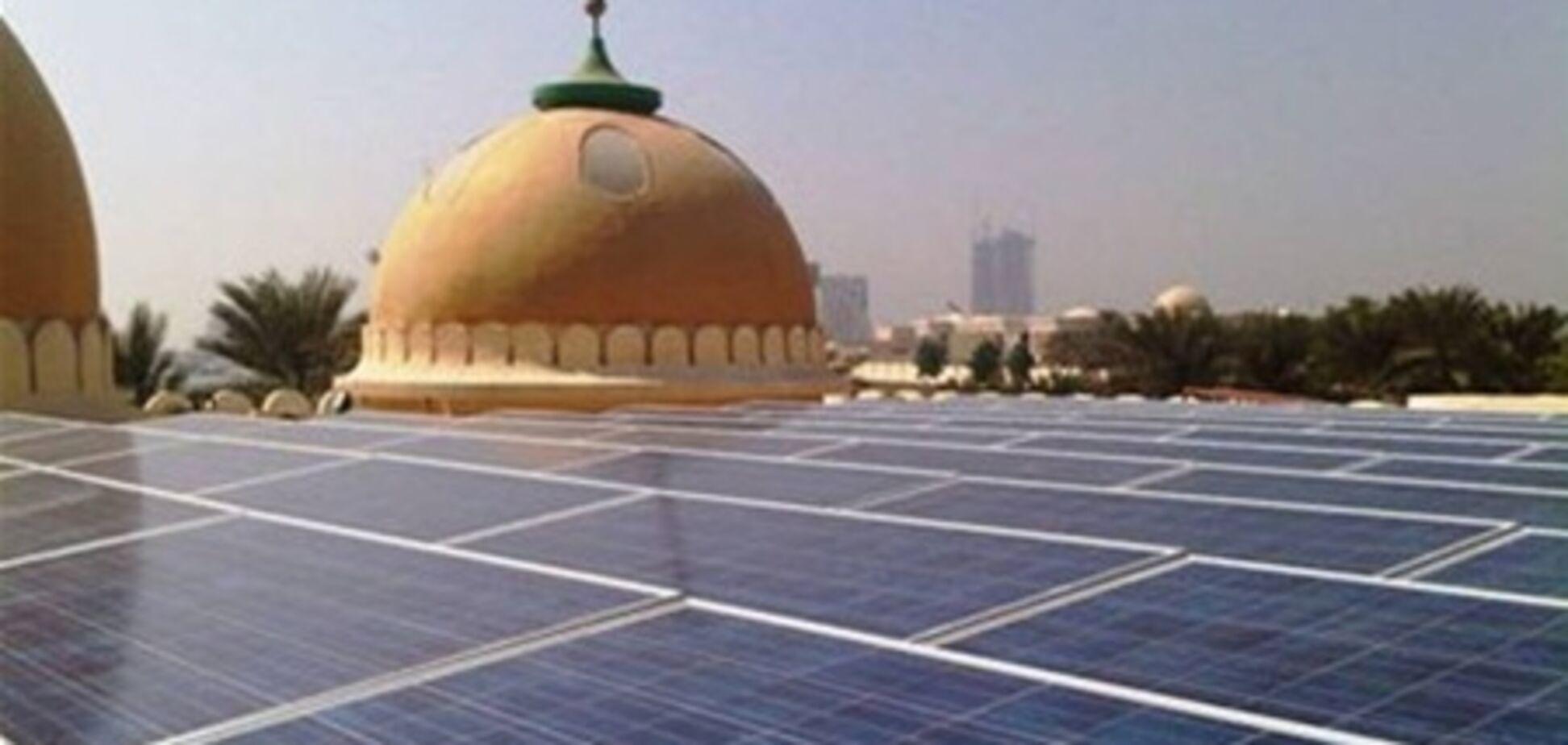 В Дубае построят первую энергосберегающую мечеть