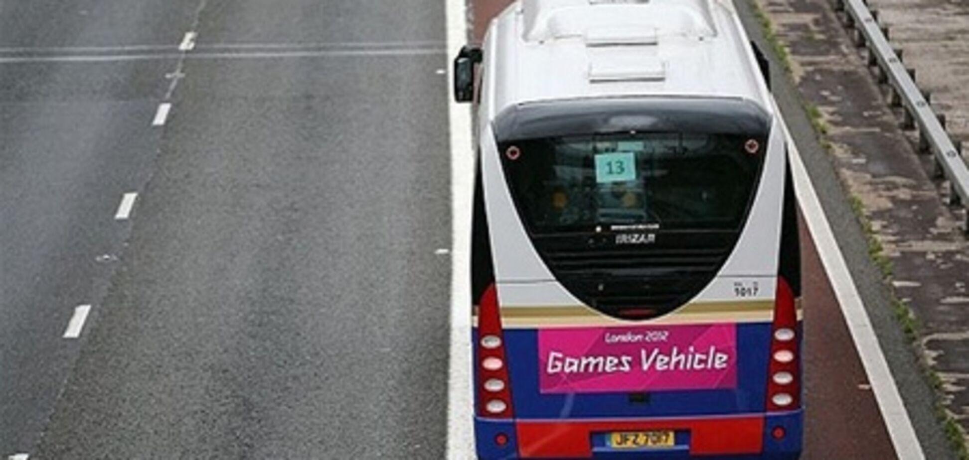 Олимпиада-2012: спортсмены из США и Австралии потерялись по дороге из аэропорта
