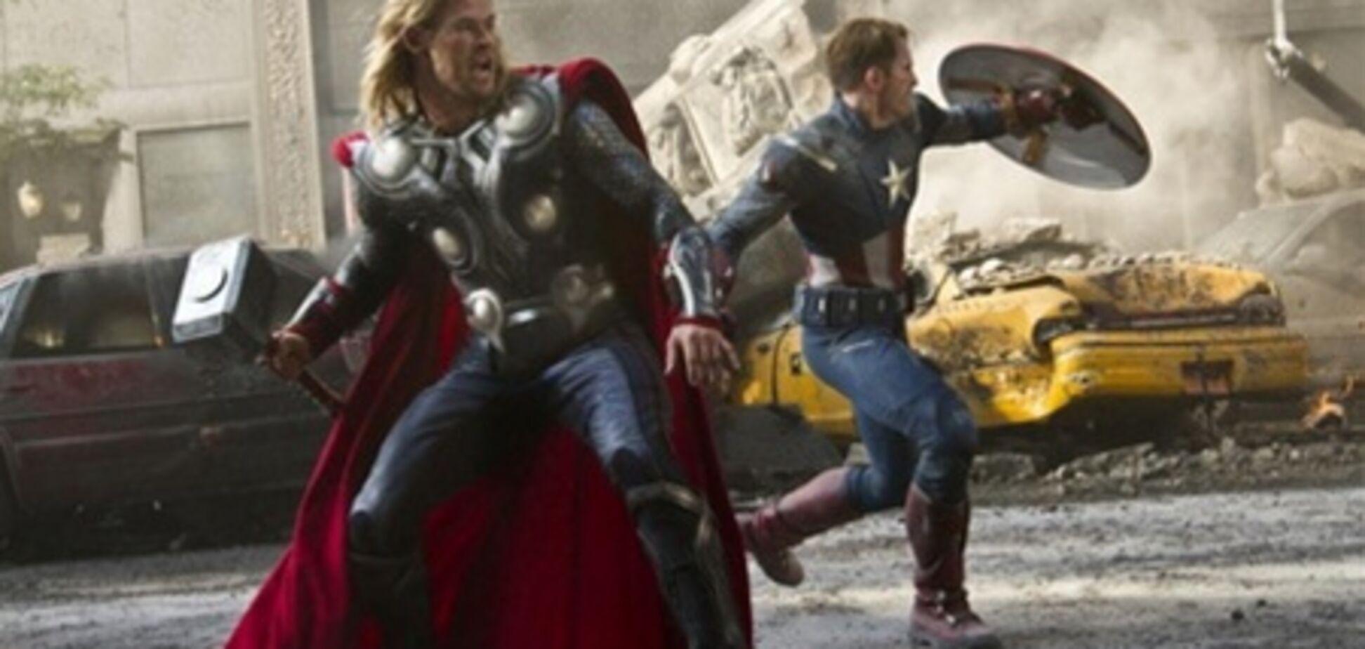 Новым фильмам о Торе и Капитане Америке дали названия