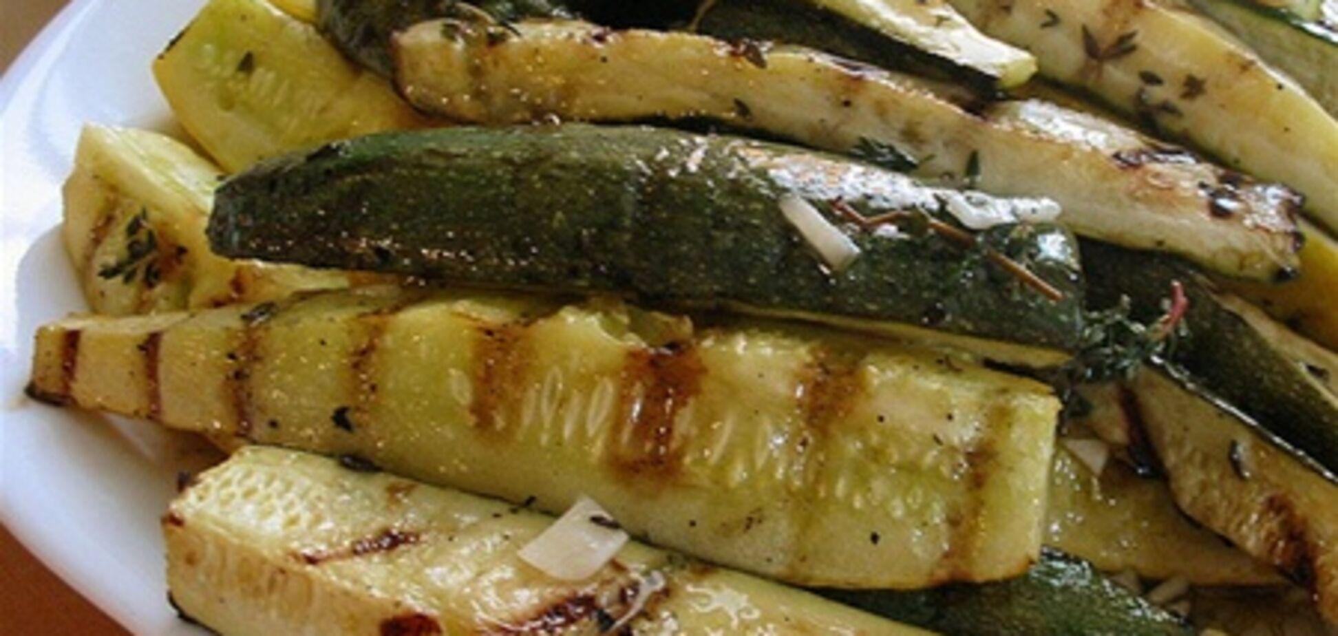 Цуккини – заморский родственник кабачка