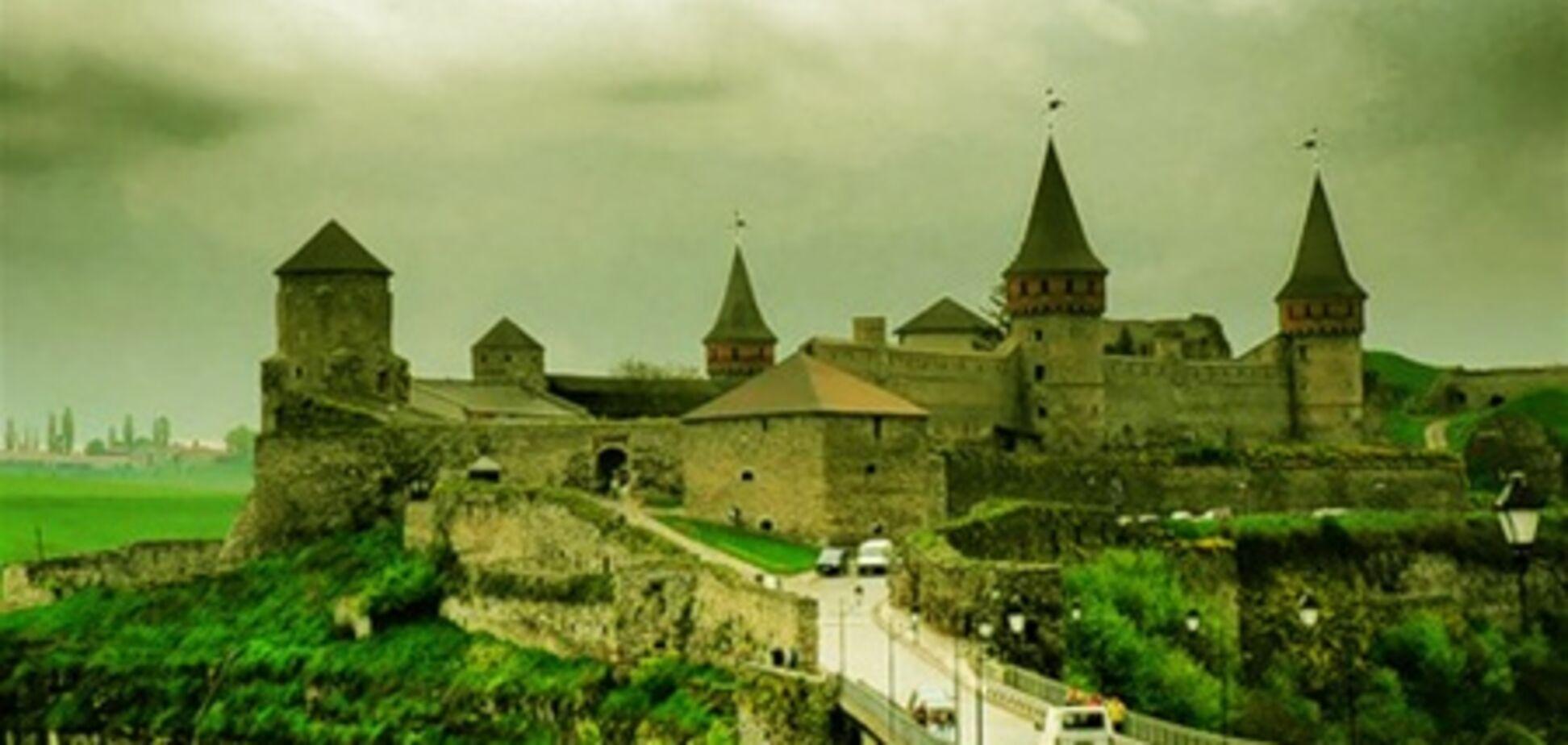Кому нужны украинские замки?