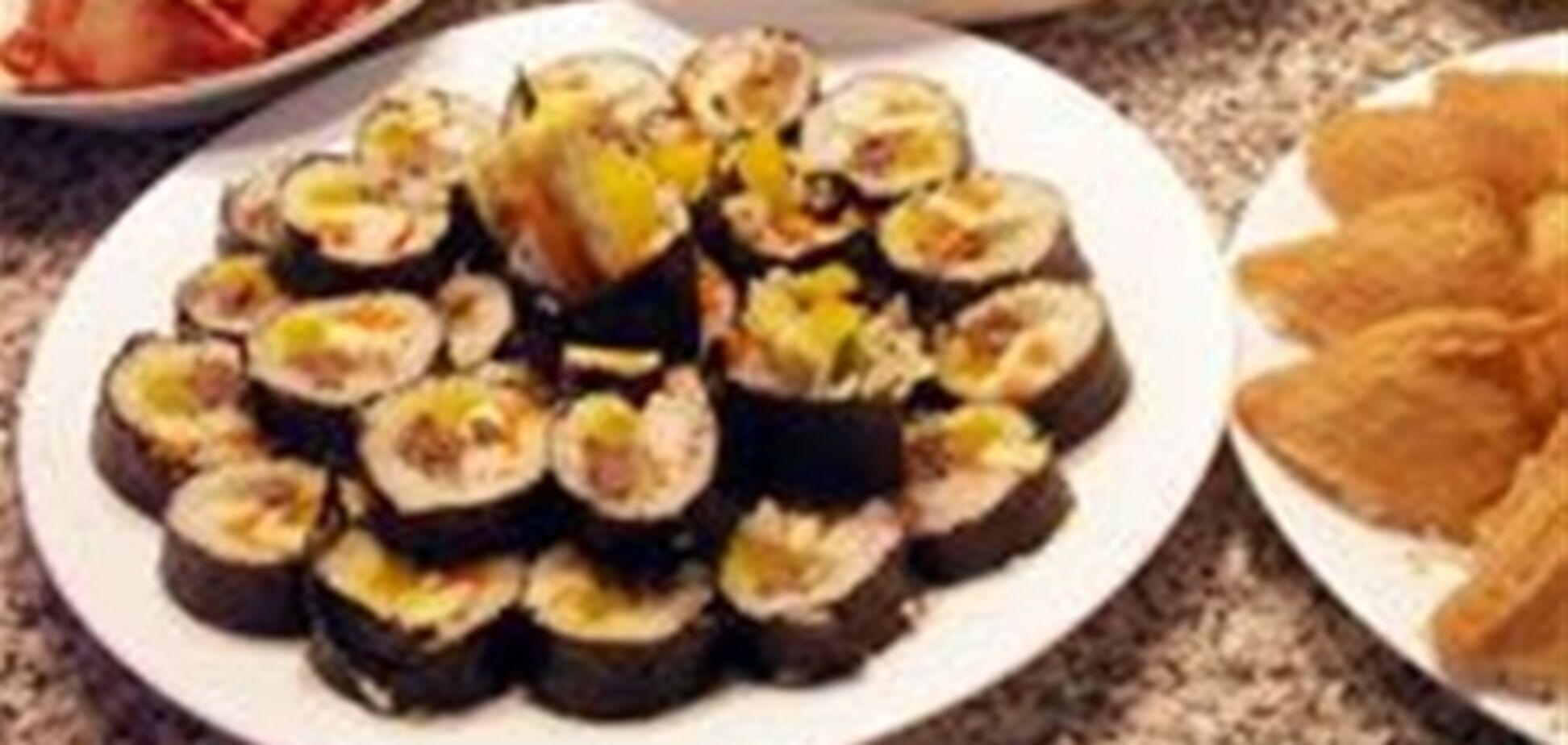 Корейские суши Бим Боп