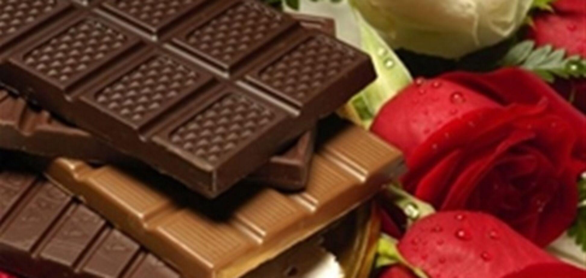 Шоколад: нежная смесь из масла какао, сахара и молока