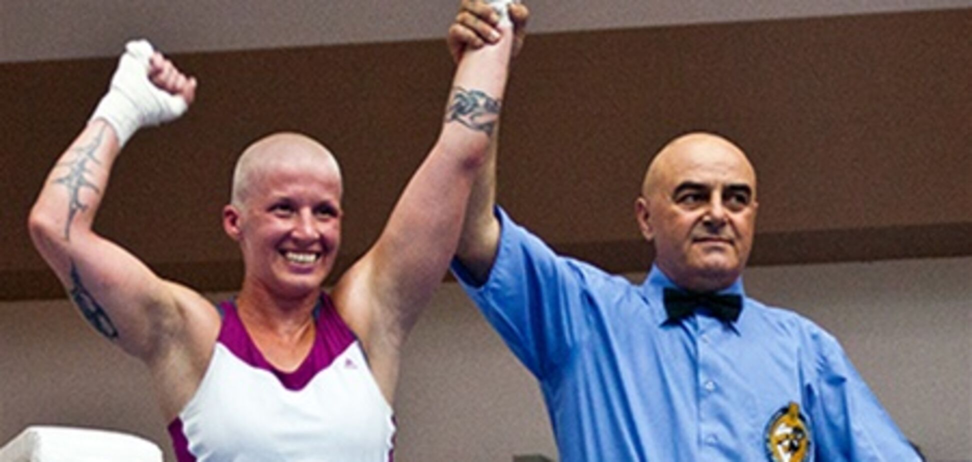 Первая леди украинского профессионального бокса. Ч. 1