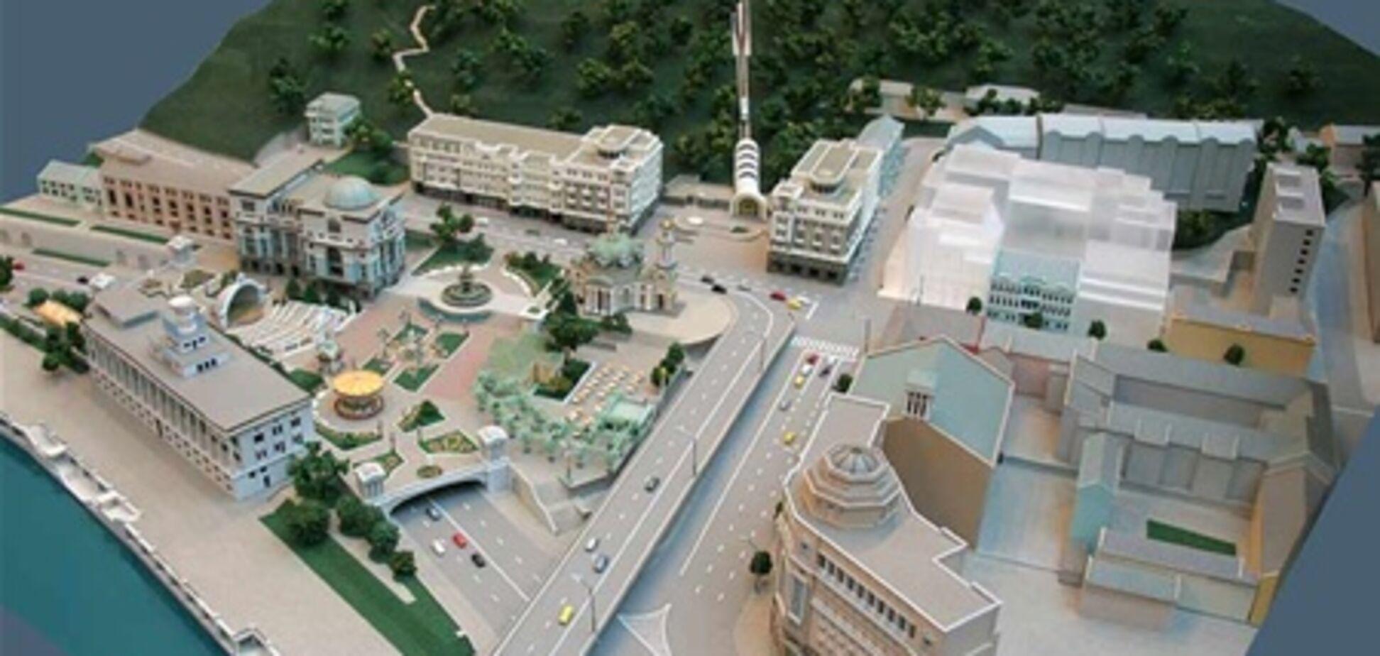 Почтовую площадь превратят в огромный торговый центр