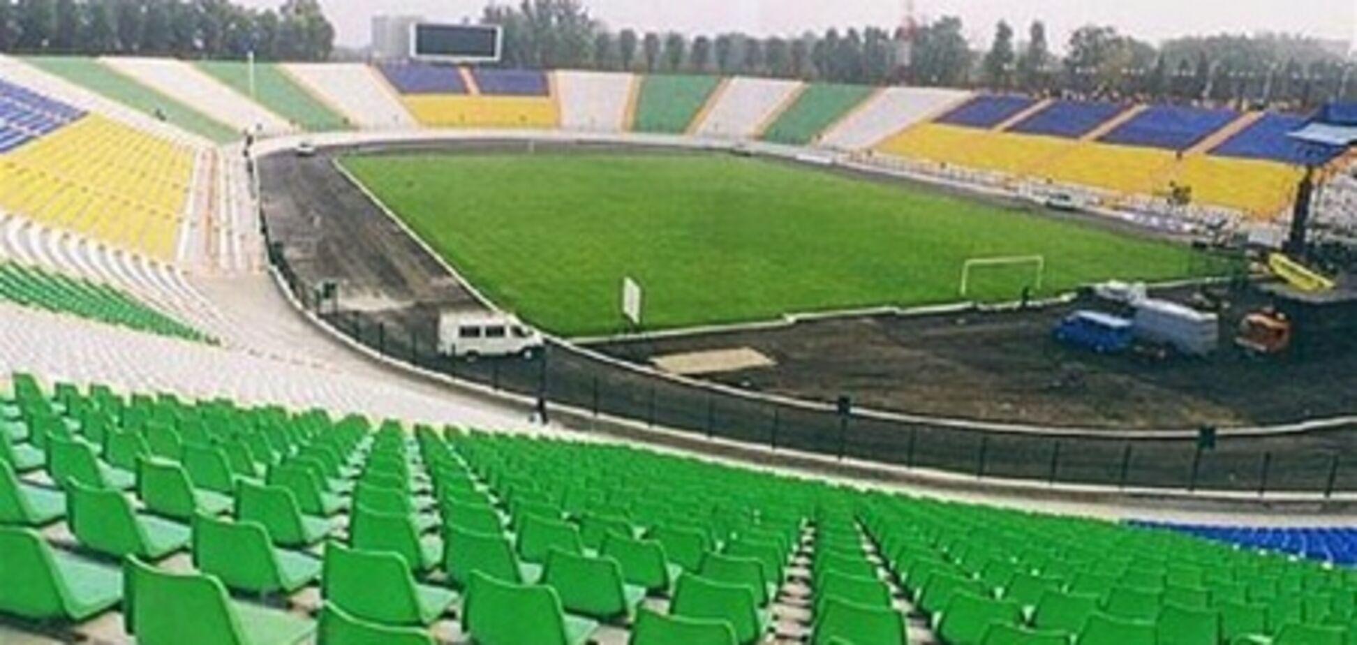 Украина продолжит активно строить спортивные арены