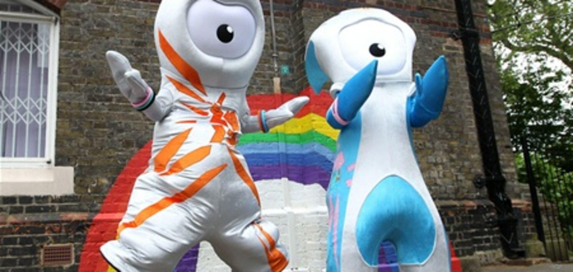Страхітливі талісмани Олімпіади захоплюють Лондон