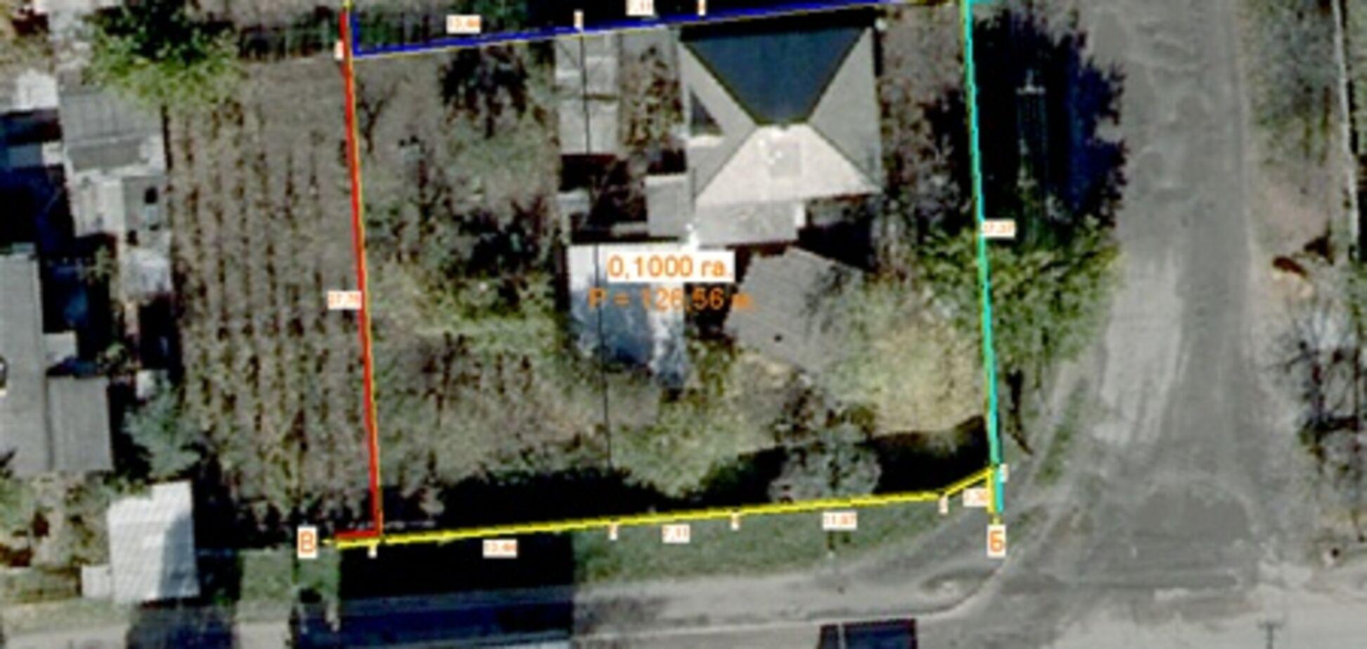 В интернете появится вся информация о земельных участках