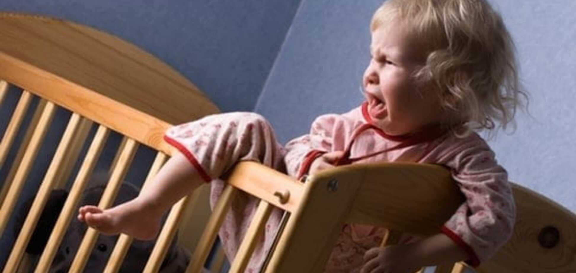 Ребенок перепутал день и ночь. Как исправить?