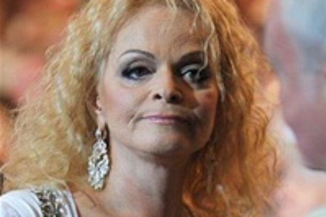 Народную артистку России чуть не убил бывший муж