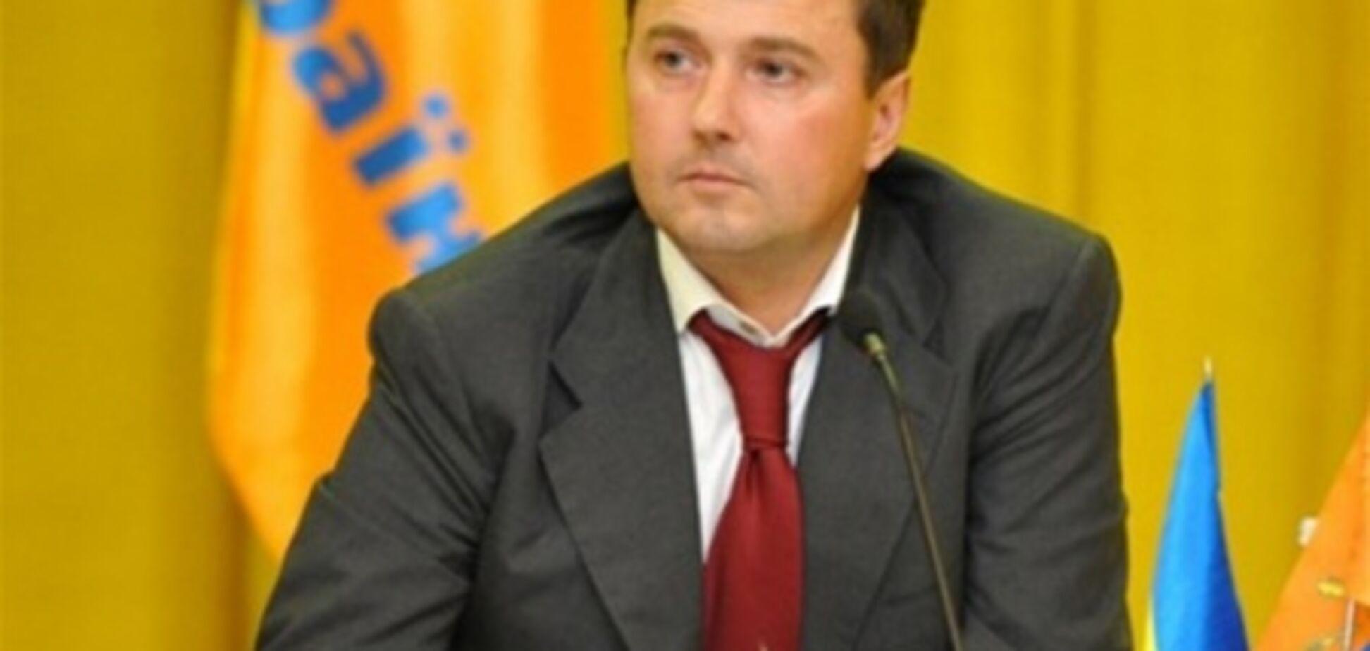'Наша Украина' выбрала председателя политсовета партии