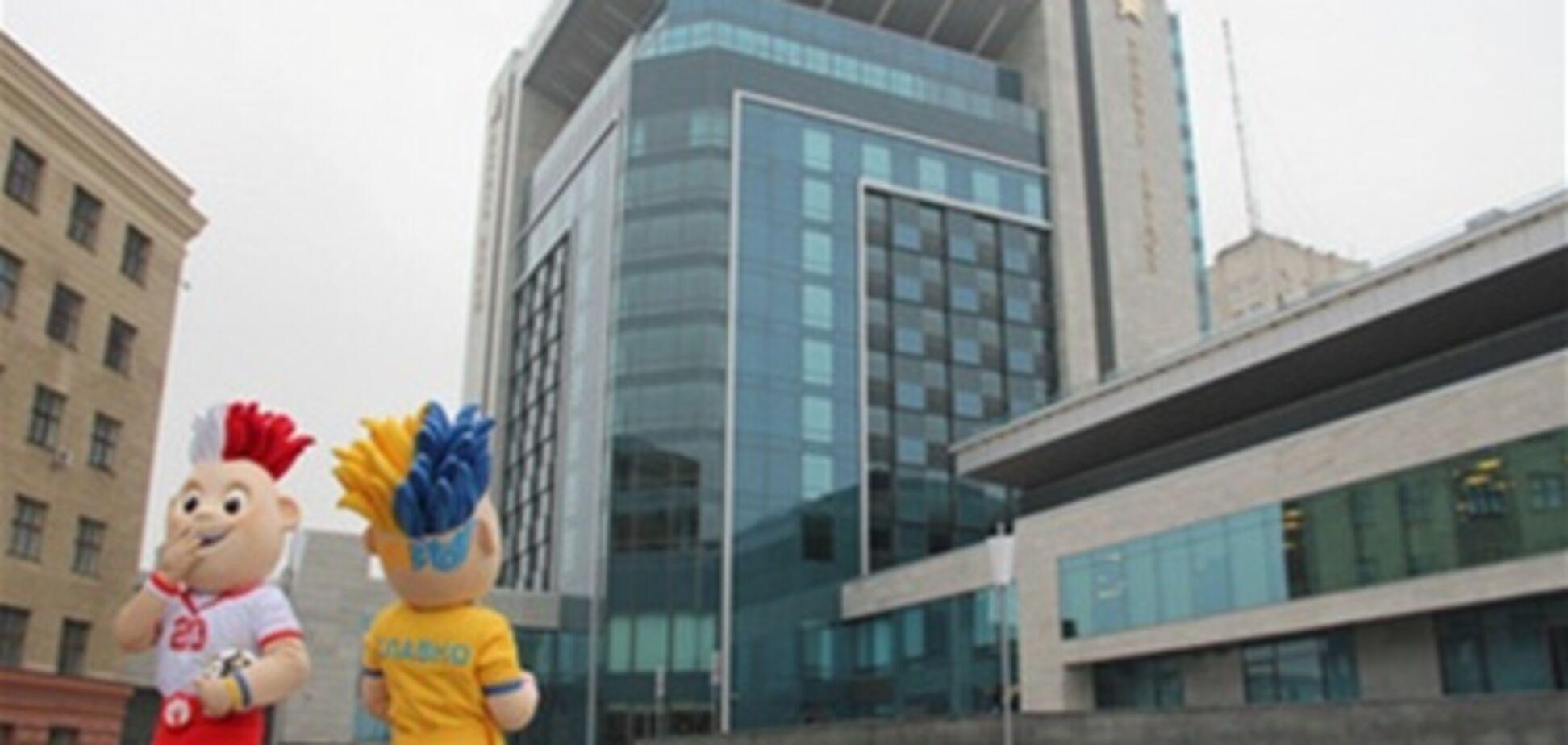 Киевские отельеры хорошо себя проявили во время 'Евро-2012'