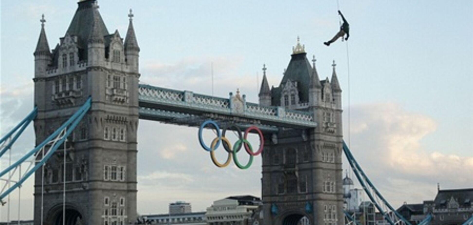 В Киеве открытие Олимпиады отпразднуют 'буквенной акцией'