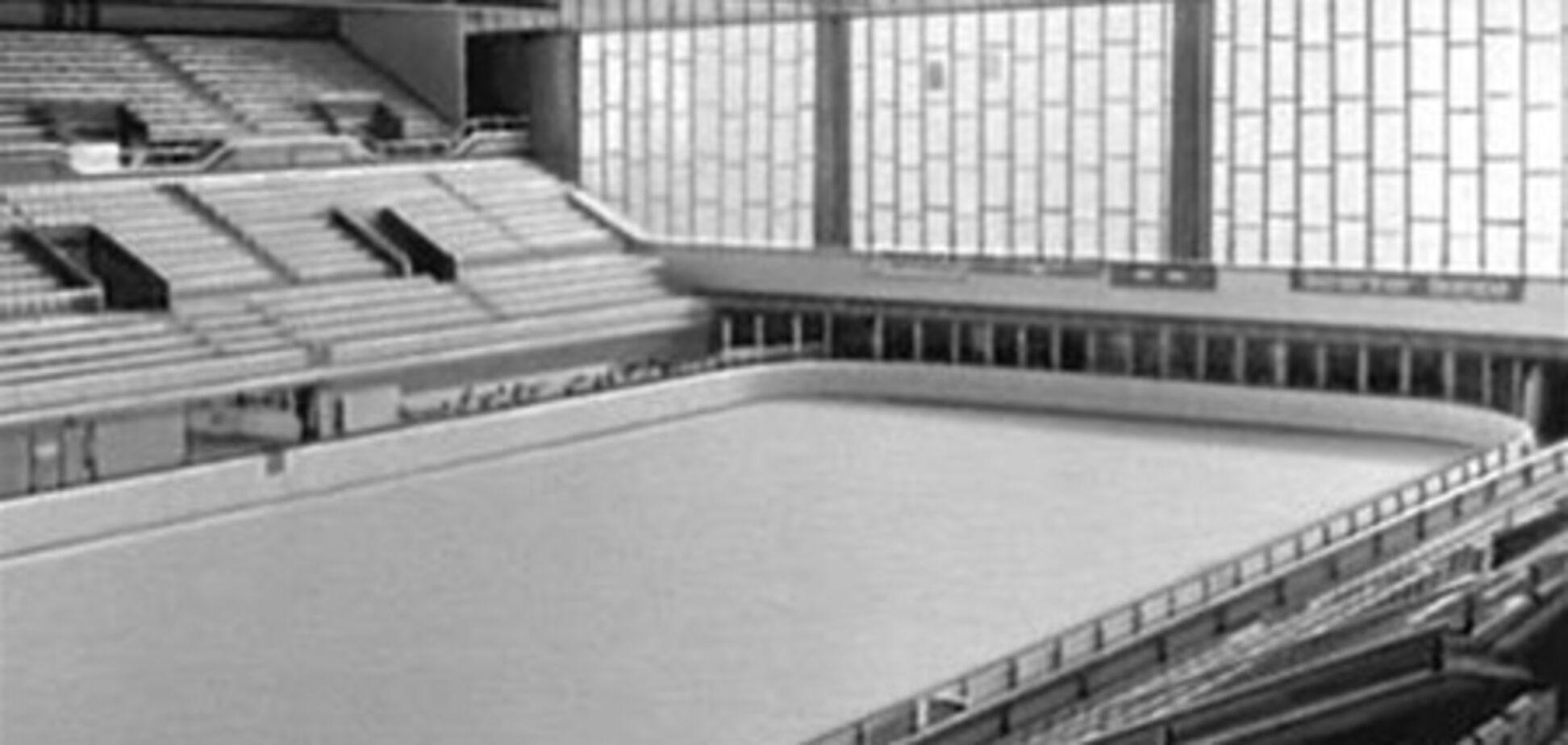 В столице построят ледовый стадион за 8 млн грн