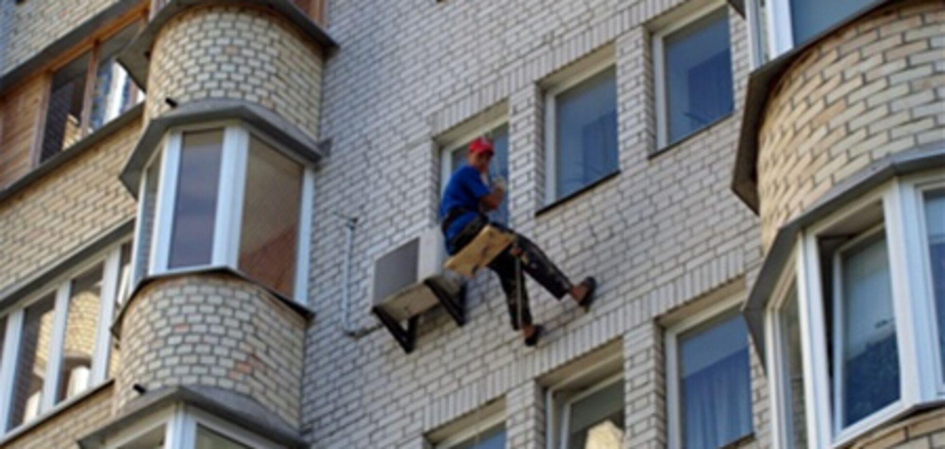 В Киеве бесплатно утеплят 24 жилых дома. Адреса