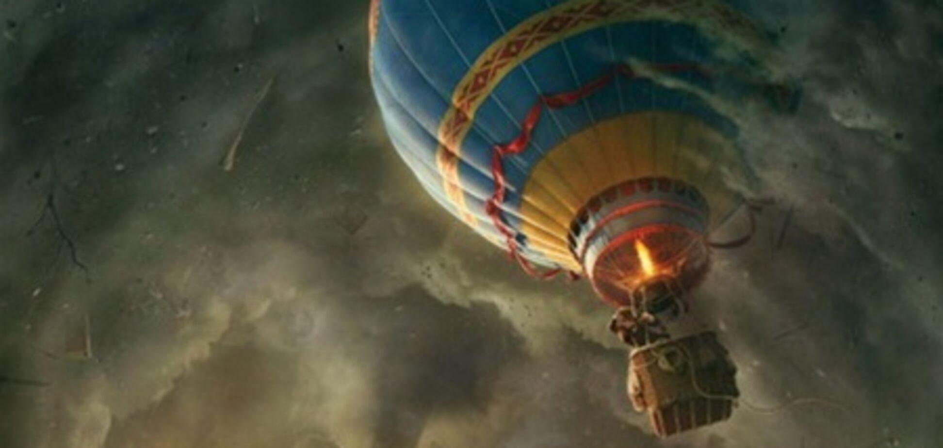 Появился первый постер к новому фильму о волшебнике Оз